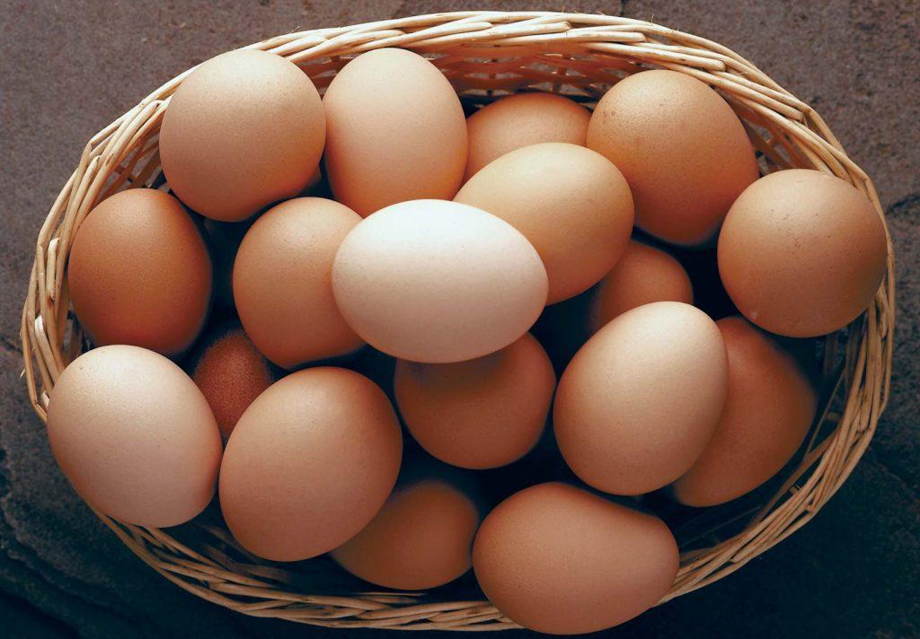 Trị nám tàn nhang bằng quả trứng gà