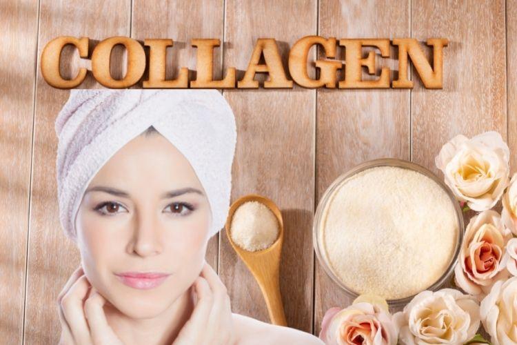 Lựa chọn loại collagen phù hợp với làn da tránh nổi mụn
