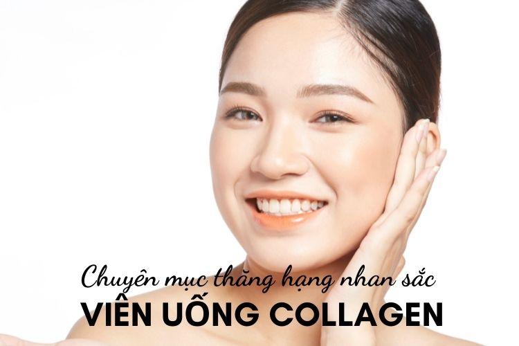 Thông tin về viên uống collagen